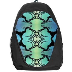 Branches With Diffuse Colour Background Backpack Bag