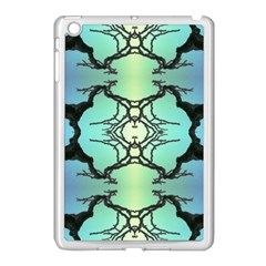 Branches With Diffuse Colour Background Apple Ipad Mini Case (white)