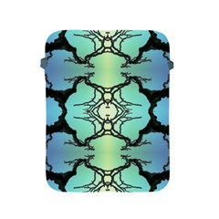 Branches With Diffuse Colour Background Apple Ipad 2/3/4 Protective Soft Cases
