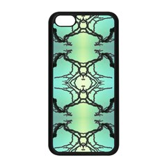 Branches With Diffuse Colour Background Apple Iphone 5c Seamless Case (black)