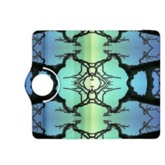 Branches With Diffuse Colour Background Kindle Fire HDX 8.9  Flip 360 Case