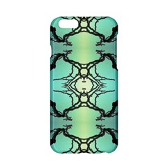 Branches With Diffuse Colour Background Apple iPhone 6/6S Hardshell Case