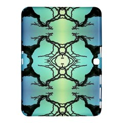 Branches With Diffuse Colour Background Samsung Galaxy Tab 4 (10.1 ) Hardshell Case