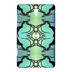 Branches With Diffuse Colour Background Samsung Galaxy Tab S (8.4 ) Hardshell Case