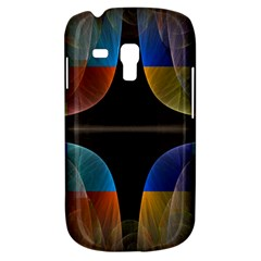 Black Cross With Color Map Fractal Image Of Black Cross With Color Map Galaxy S3 Mini