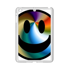 Simple Smiley In Color Ipad Mini 2 Enamel Coated Cases