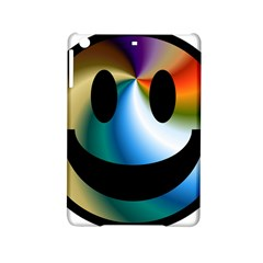 Simple Smiley In Color iPad Mini 2 Hardshell Cases
