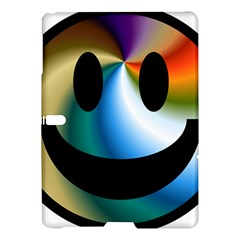 Simple Smiley In Color Samsung Galaxy Tab S (10.5 ) Hardshell Case