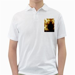 A Fractal Image Golf Shirts