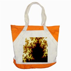 A Fractal Image Accent Tote Bag
