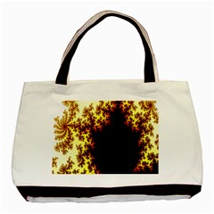 A Fractal Image Basic Tote Bag (Two Sides)