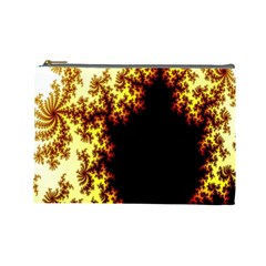 A Fractal Image Cosmetic Bag (Large)