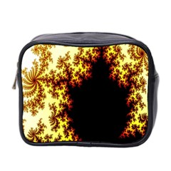 A Fractal Image Mini Toiletries Bag 2 Side