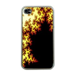 A Fractal Image Apple iPhone 4 Case (Clear)