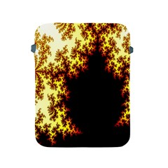 A Fractal Image Apple Ipad 2/3/4 Protective Soft Cases