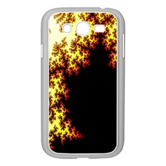 A Fractal Image Samsung Galaxy Grand DUOS I9082 Case (White)
