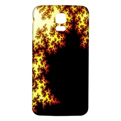 A Fractal Image Samsung Galaxy S5 Back Case (white)