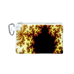A Fractal Image Canvas Cosmetic Bag (s)