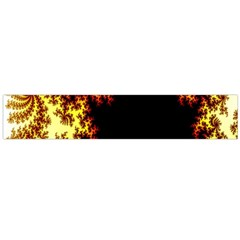 A Fractal Image Flano Scarf (large)