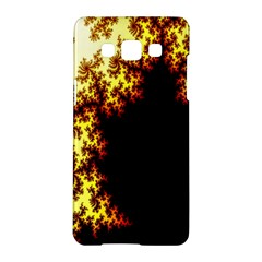 A Fractal Image Samsung Galaxy A5 Hardshell Case