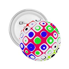 Color Ball Sphere With Color Dots 2.25  Buttons