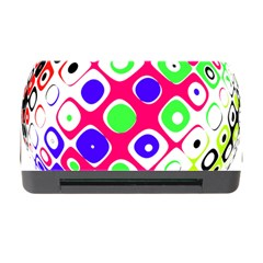 Color Ball Sphere With Color Dots Memory Card Reader with CF