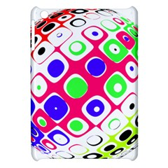 Color Ball Sphere With Color Dots Apple Ipad Mini Hardshell Case
