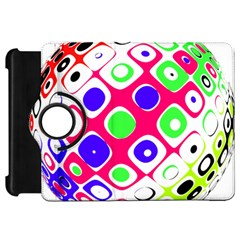 Color Ball Sphere With Color Dots Kindle Fire Hd 7