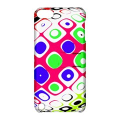 Color Ball Sphere With Color Dots Apple iPod Touch 5 Hardshell Case with Stand