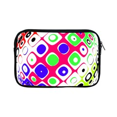 Color Ball Sphere With Color Dots Apple Ipad Mini Zipper Cases