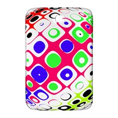 Color Ball Sphere With Color Dots Samsung Galaxy Note 8 0 N5100 Hardshell Case