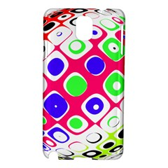 Color Ball Sphere With Color Dots Samsung Galaxy Note 3 N9005 Hardshell Case