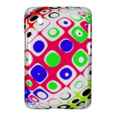 Color Ball Sphere With Color Dots Samsung Galaxy Tab 2 (7 ) P3100 Hardshell Case