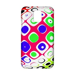 Color Ball Sphere With Color Dots Samsung Galaxy S5 Hardshell Case