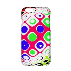 Color Ball Sphere With Color Dots Apple Iphone 6/6s Hardshell Case