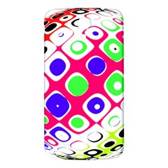 Color Ball Sphere With Color Dots Samsung Galaxy Mega I9200 Hardshell Back Case