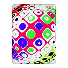 Color Ball Sphere With Color Dots Samsung Galaxy Tab 4 (10 1 ) Hardshell Case