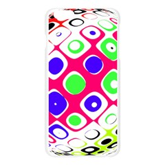 Color Ball Sphere With Color Dots Apple Seamless iPhone 6 Plus/6S Plus Case (Transparent)