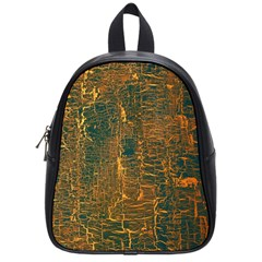 Black And Yellow Color School Bags (Small)