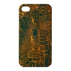 Black And Yellow Color Apple iPhone 4/4S Hardshell Case