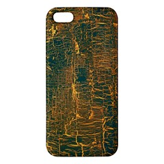 Black And Yellow Color Apple Iphone 5 Premium Hardshell Case