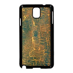 Black And Yellow Color Samsung Galaxy Note 3 Neo Hardshell Case (black)