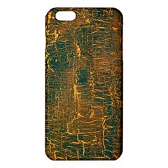Black And Yellow Color iPhone 6 Plus/6S Plus TPU Case