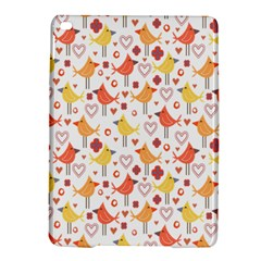 Happy Birds Seamless Pattern Animal Birds Pattern iPad Air 2 Hardshell Cases