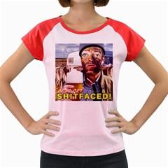 Lets Get Shitfaced! Women s Cap Sleeve T-Shirt