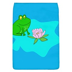 Frog Flower Lilypad Lily Pad Water Flap Covers (L)
