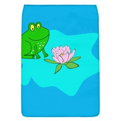 Frog Flower Lilypad Lily Pad Water Flap Covers (s)