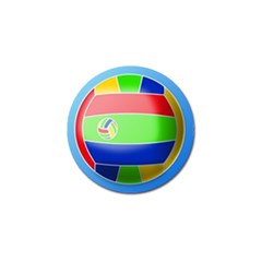 Balloon Volleyball Ball Sport Golf Ball Marker