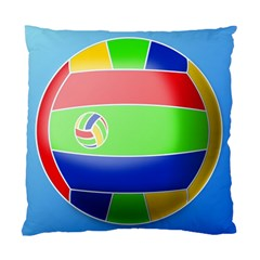 Balloon Volleyball Ball Sport Standard Cushion Case (two Sides)