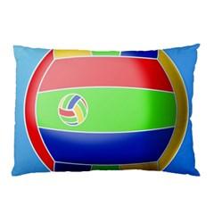 Balloon Volleyball Ball Sport Pillow Case